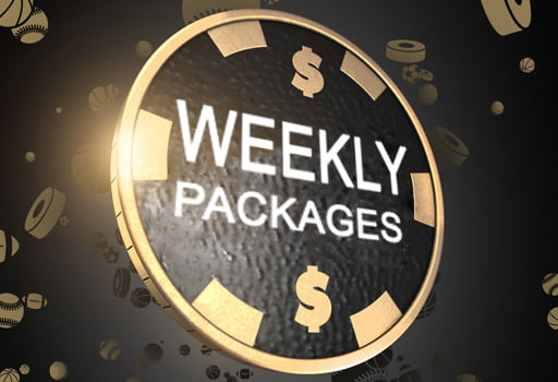 YDC weekly packages